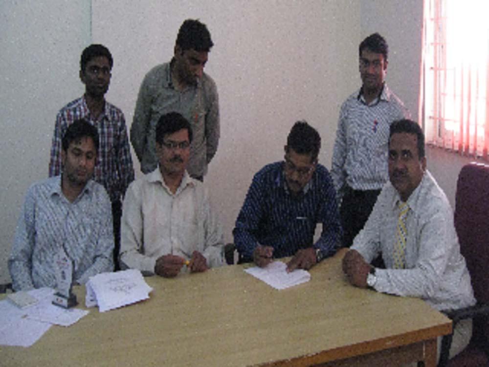 Prof. Mr. Vishwas Sampatrao Jadhav Mechanical H.O.D. & Associate Professor
